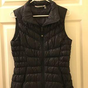 Lightweight Black Puffer Vest